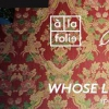 affiche Alto Clark « Whose live is this anyway ? » special release party | Soraya + You Man + Alpage Acid Crew + Pauline Furman